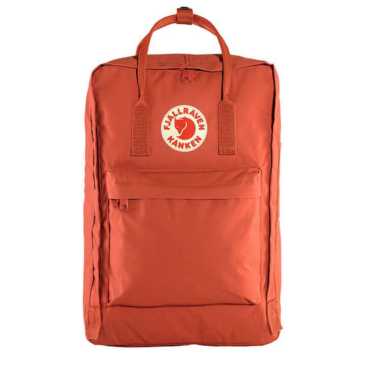 Fjällräven Kånken Laptop 17'' Rugzak Rowan Red
