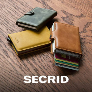 Wallets Secrid - De Boer Lederwaren & Bijoux