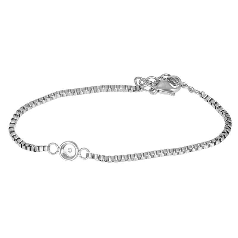ixxxi zilveren armband