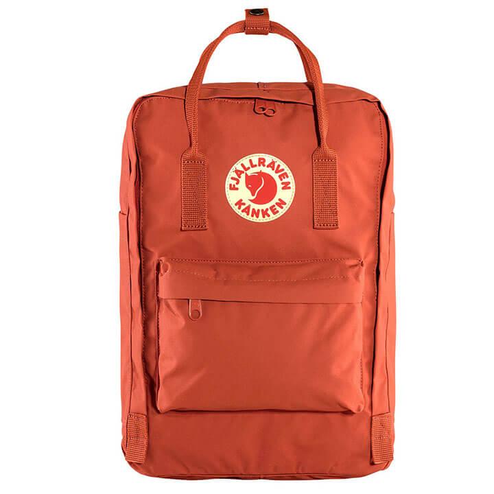 Fjällräven Kånken Laptop 15'' Rugzak Rowan Red