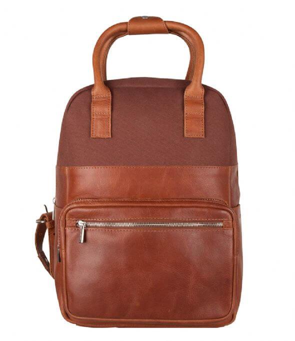 Cowboysbag Rugzak Backpack Rocket 13'' Cognac