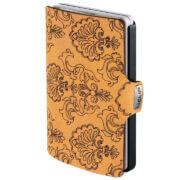 I-Clip Wallet Kaarthouder Limited Ornament Caramel