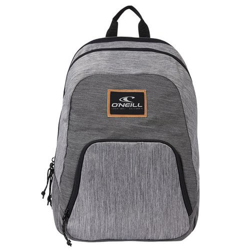 O'Neill Rugzak Wedge Backpack Mid Grey Melee