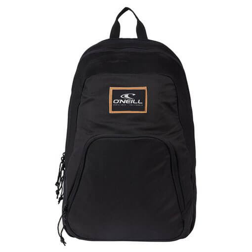 O'Neill Rugzak Wedge Backpack Black Out