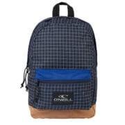 O'Neill Rugzak Coastline Mini Backpack Blue AOP With White