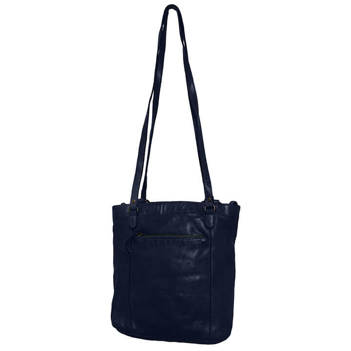 Bear Design Shopper / Rugzak Sandy Blauw