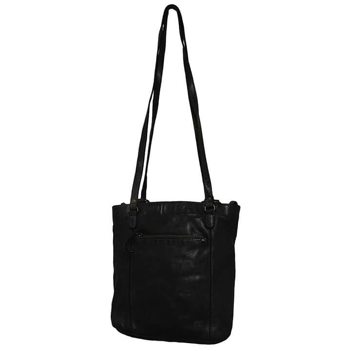 Bear Design Shopper / Rugzak Sandy Zwart