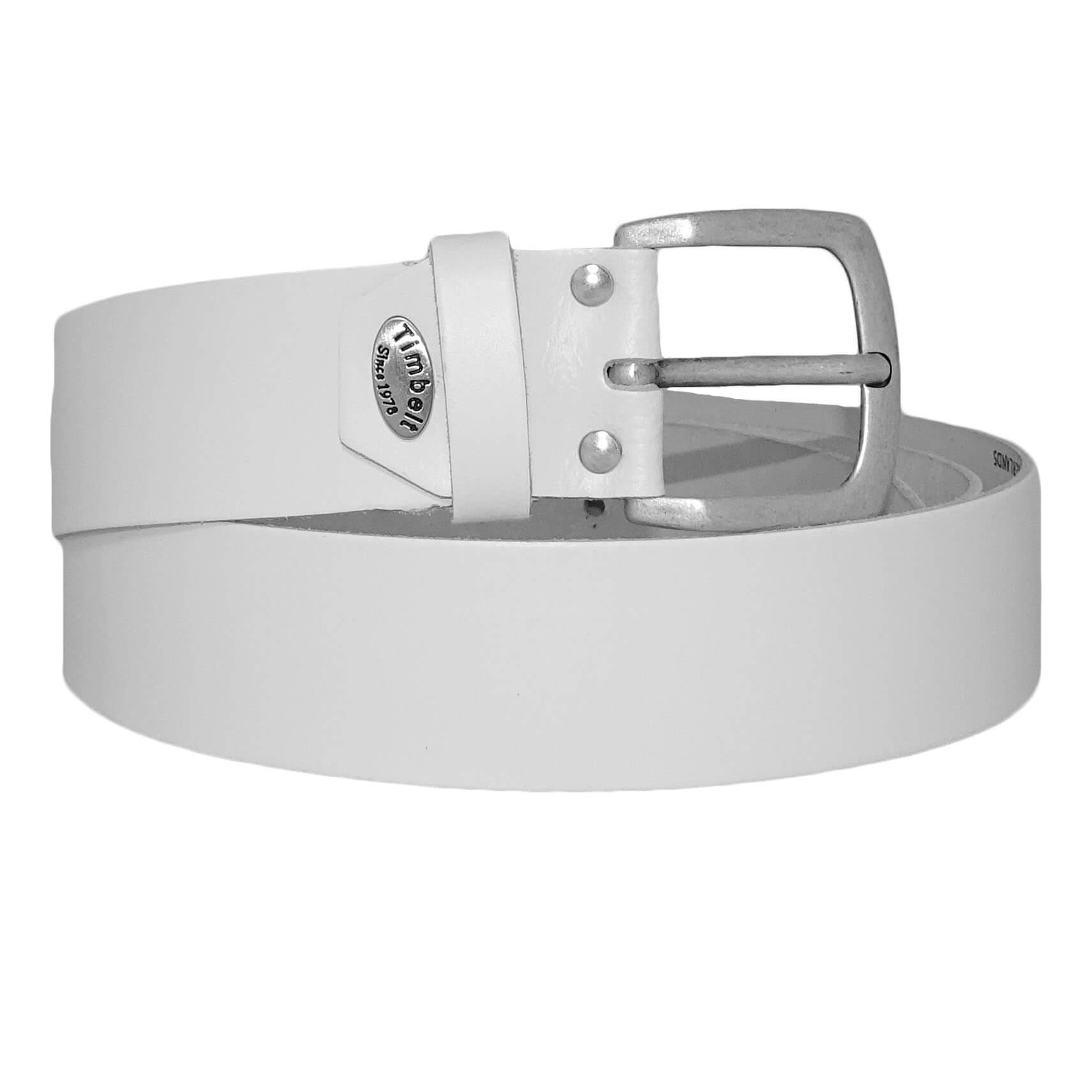 Timbelt Riem Extra Lang Wit | 135 cm | XXL