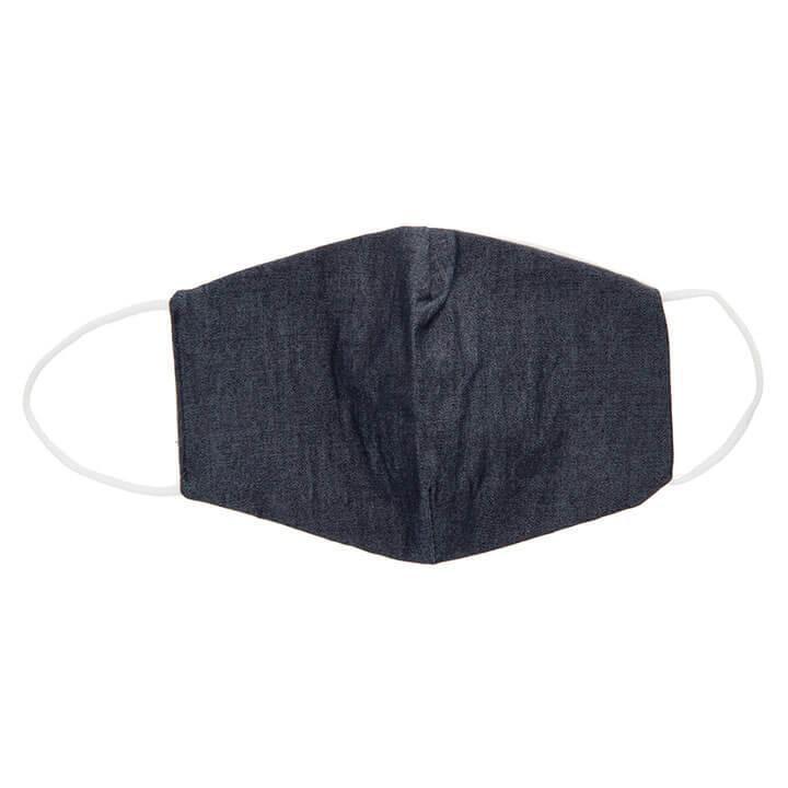 Wasbare Katoenen Mondkapje Jeans