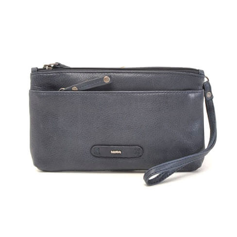 Berba Clutch / Schoudertasje Scotch Navy Blauw