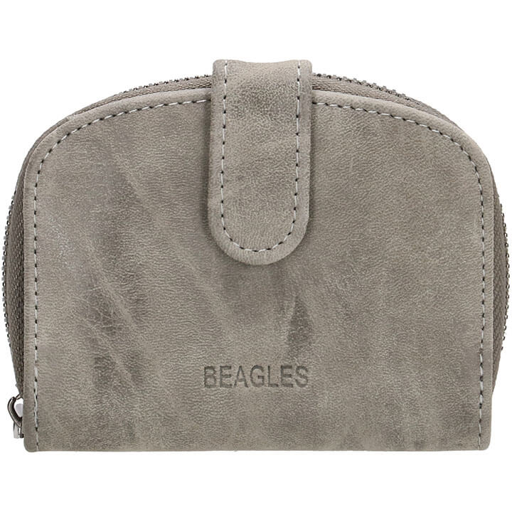 Beagles Compacte Portemonnee Meanos Grijs
