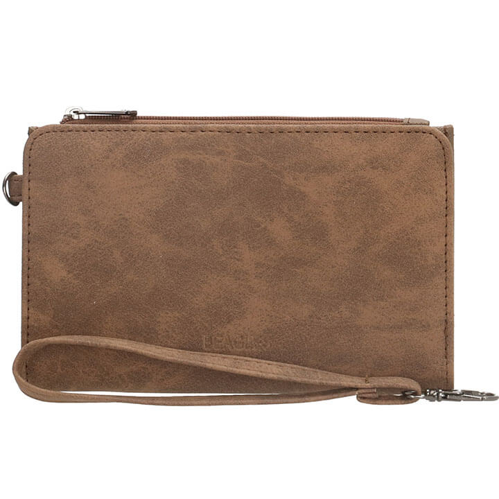 Beagles Portemonnee / Clutch Meanos Camel