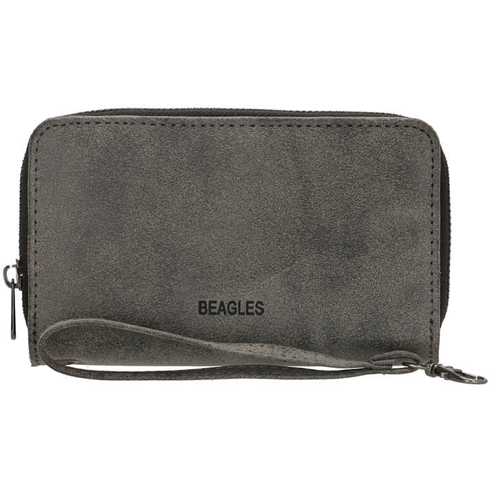 Beagles Portemonnee / Clutch Meanos Zwart