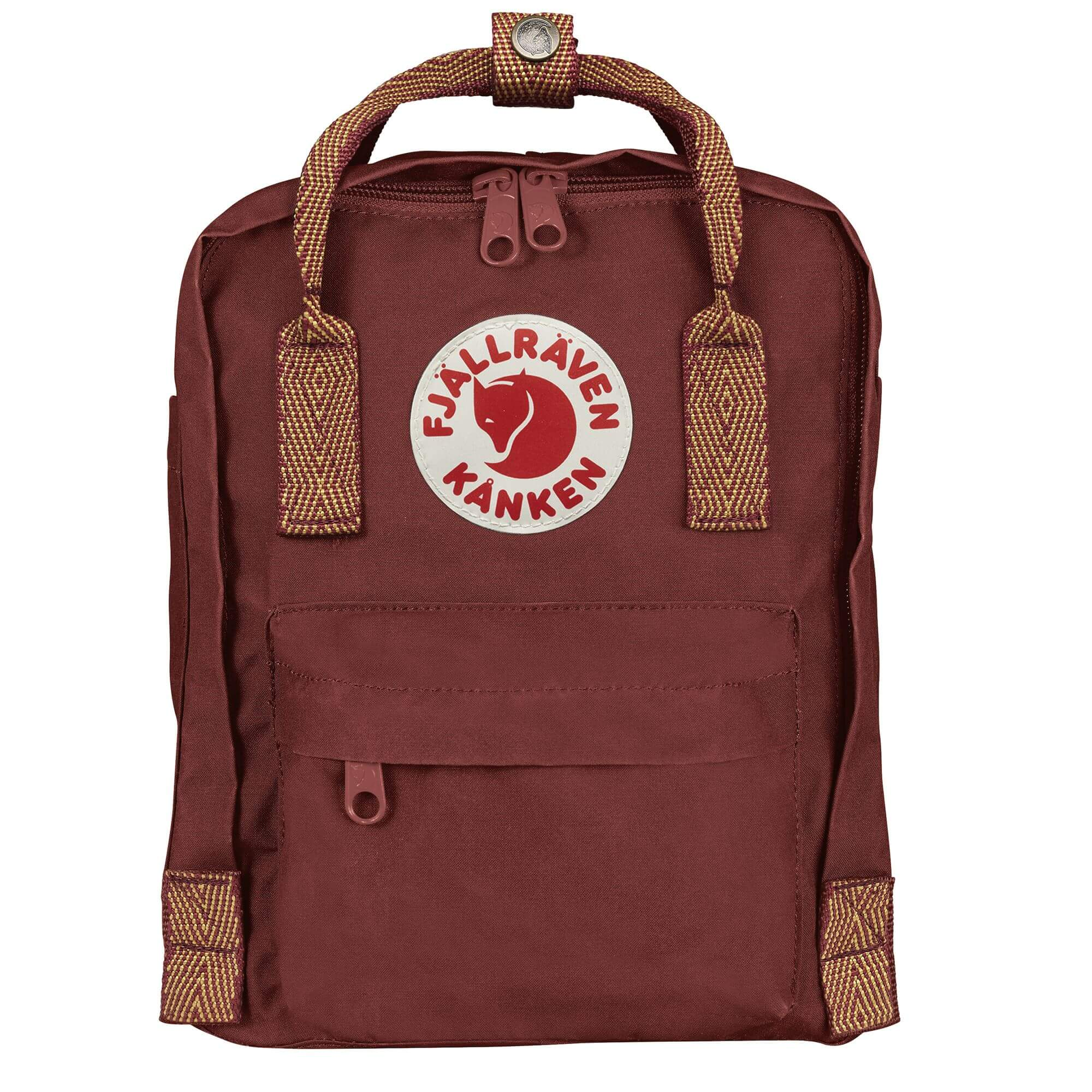 Fjällräven Kånken Mini Rugzak Ox Red-Goose Eye
