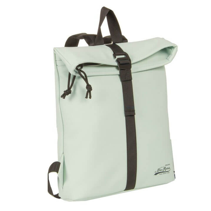 New Rebels Waterproof Rolltop Rugzak Mart Mint