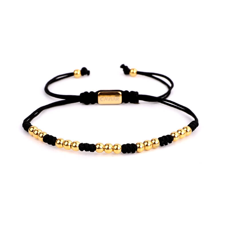 Caviar Collection Armband Mira X Gold