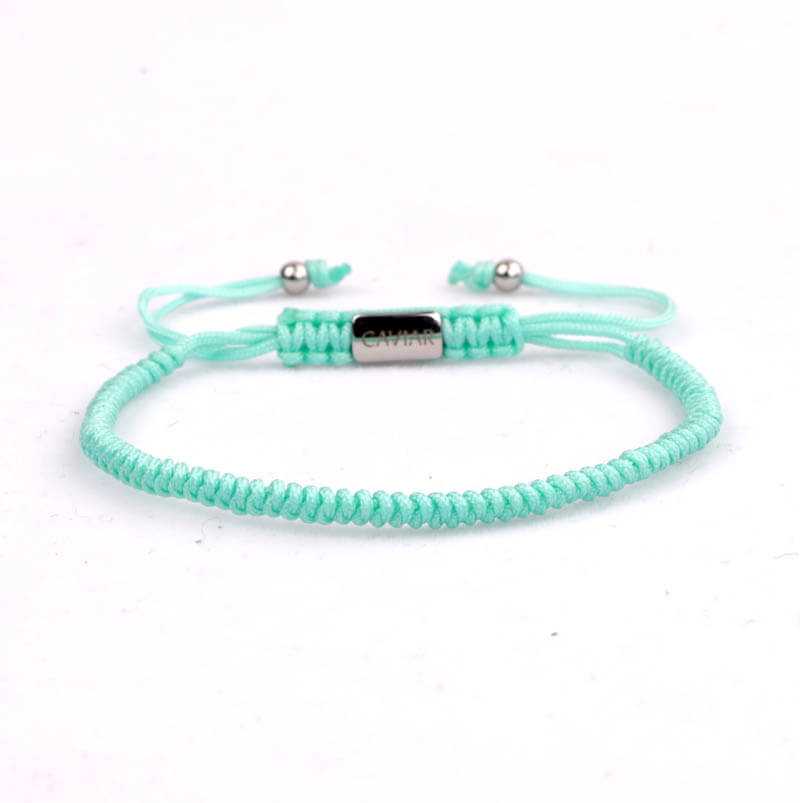 Caviar Collection Armband / Enkelbandje Neon X Tiffany