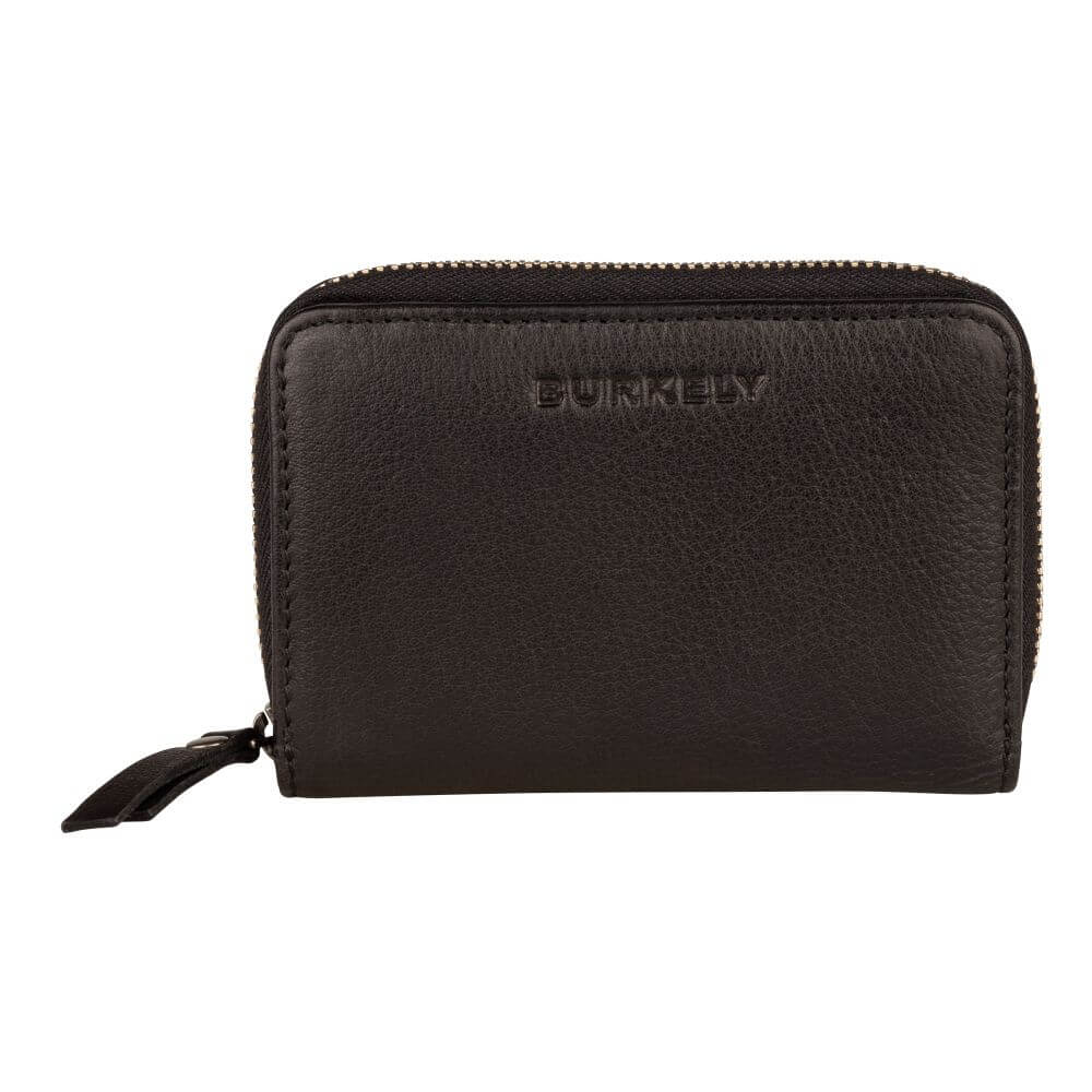 Burkely Just Jackie Wallet S Portemonnee RFID Zwart