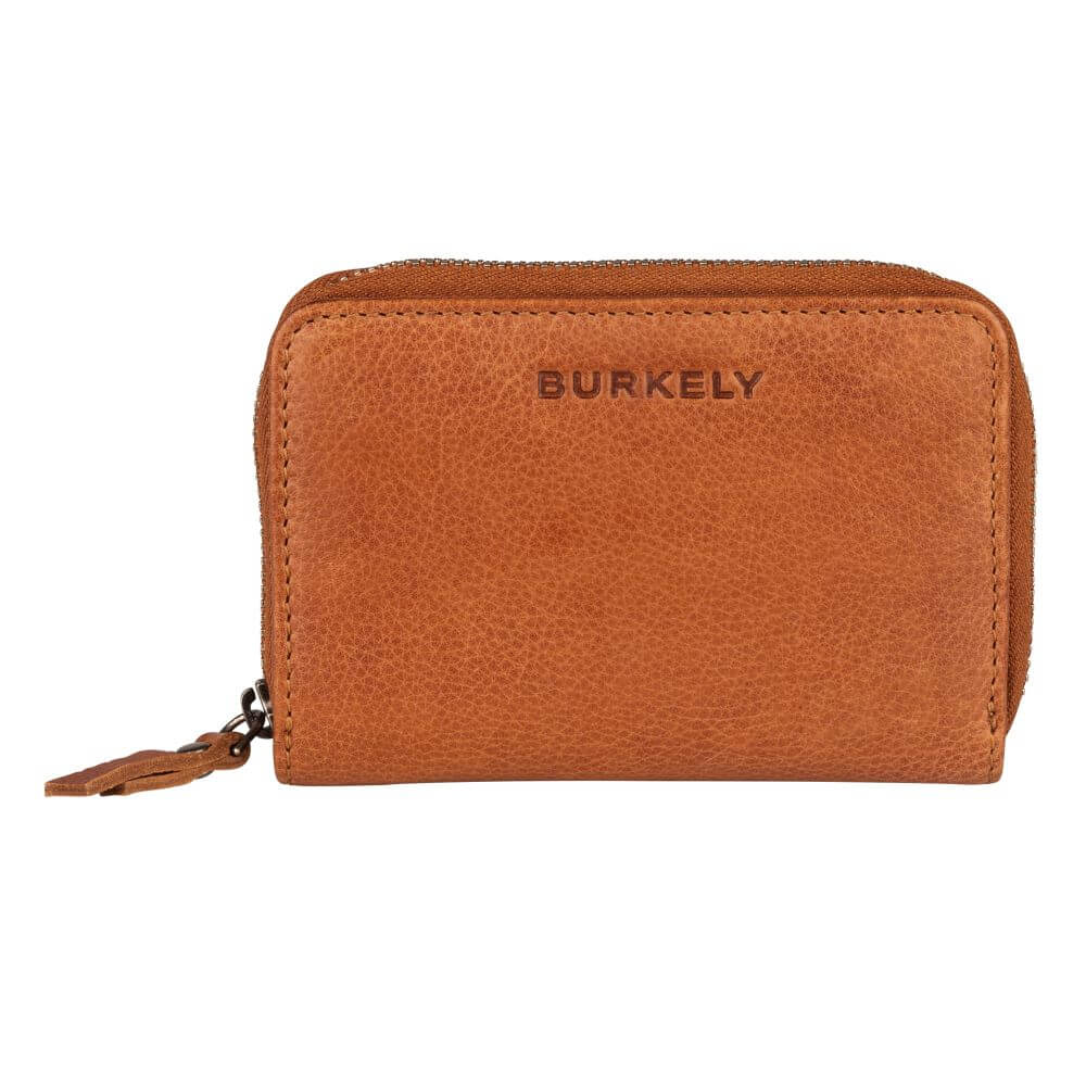 Burkely Just Jackie Wallet S Portemonnee RFID Cognac