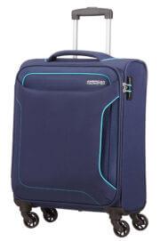 American Tourister Handbagage Koffer Holiday Heat Spinner 55 Navy