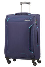 American Tourister Koffer Holiday Heat Spinner 67 Navy