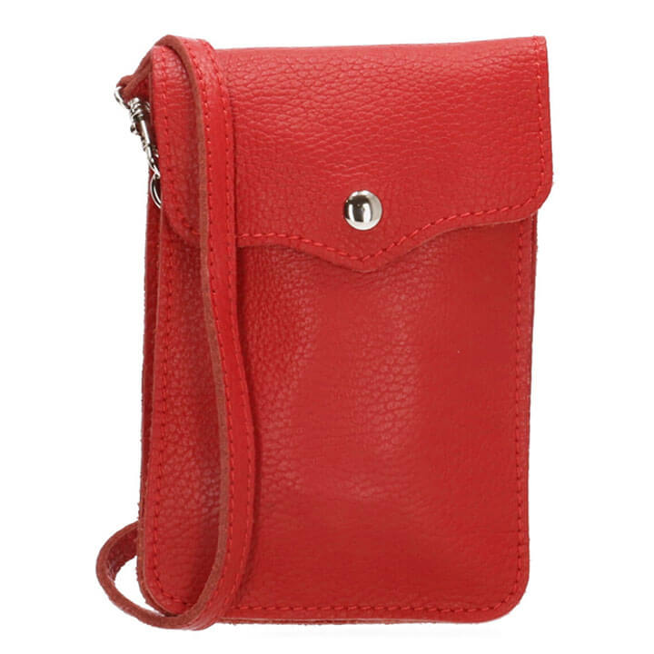 Charm London Phone Bag Elisa Telefoontasje Rood
