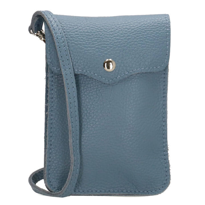 Charm London Phone Bag Elisa Telefoontasje Licht Blauw