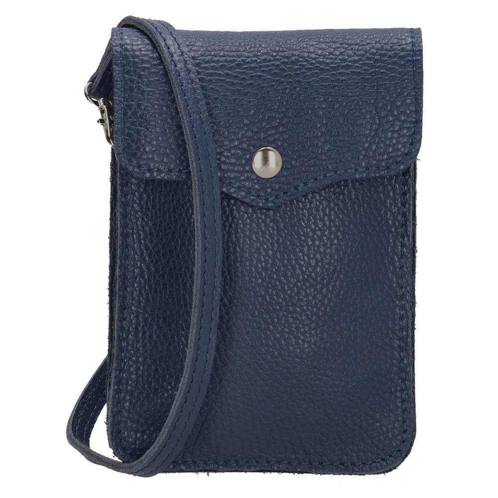 Charm London Phone Bag Elisa Telefoontasje Blauw