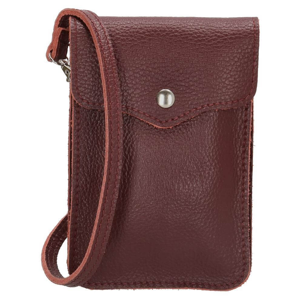 Charm London Phone Bag Elisa Telefoontasje Bordeaux