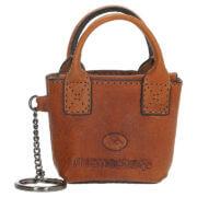Micmacbags Mini Bag Key Ring Discover Bruin