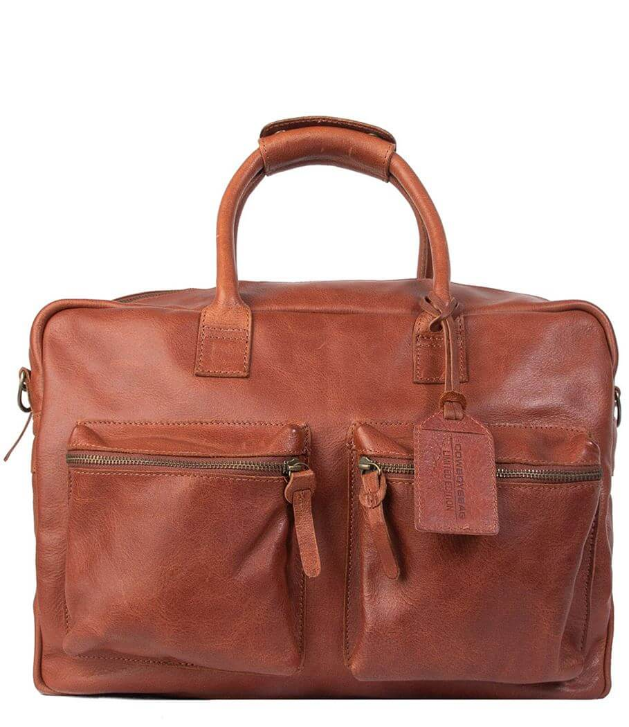 Cowboysbag Schoudertas The Bag Special Oak | Limited Edition