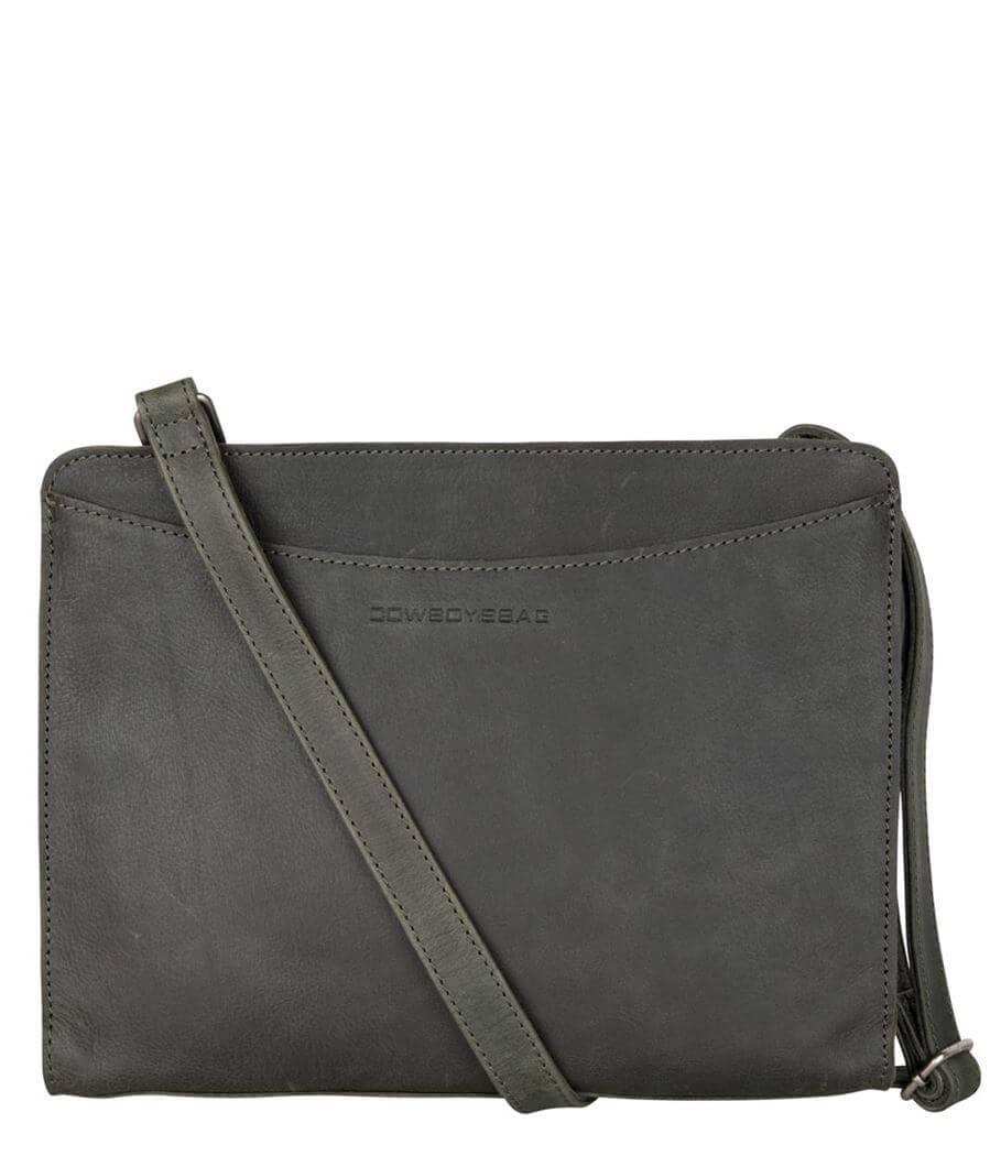 Cowboysbag Crossbody Schoudertas Bag Rye Dark Green