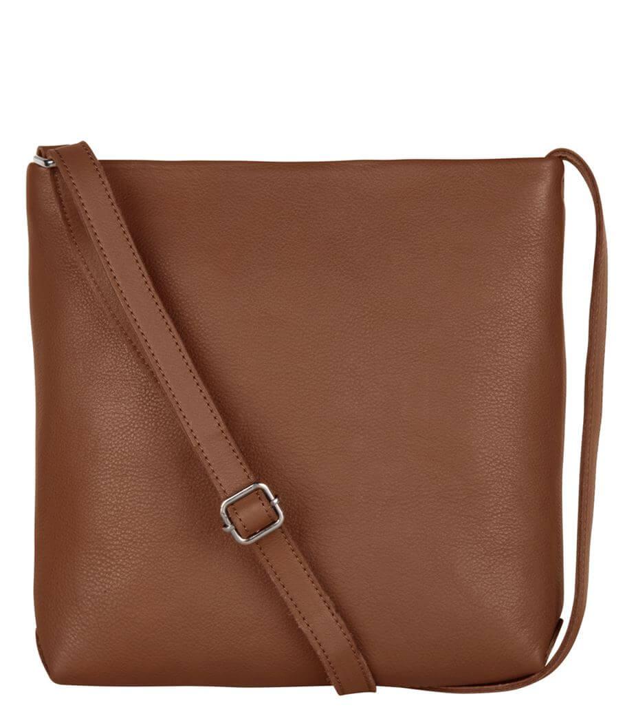 Cowboysbag Crossbody Schoudertas Bag Texon Brique