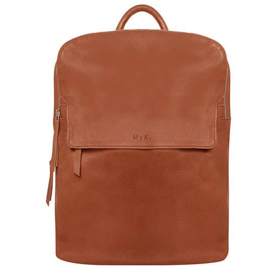 MyK Bag Explore Rugzak 13'' Caramel