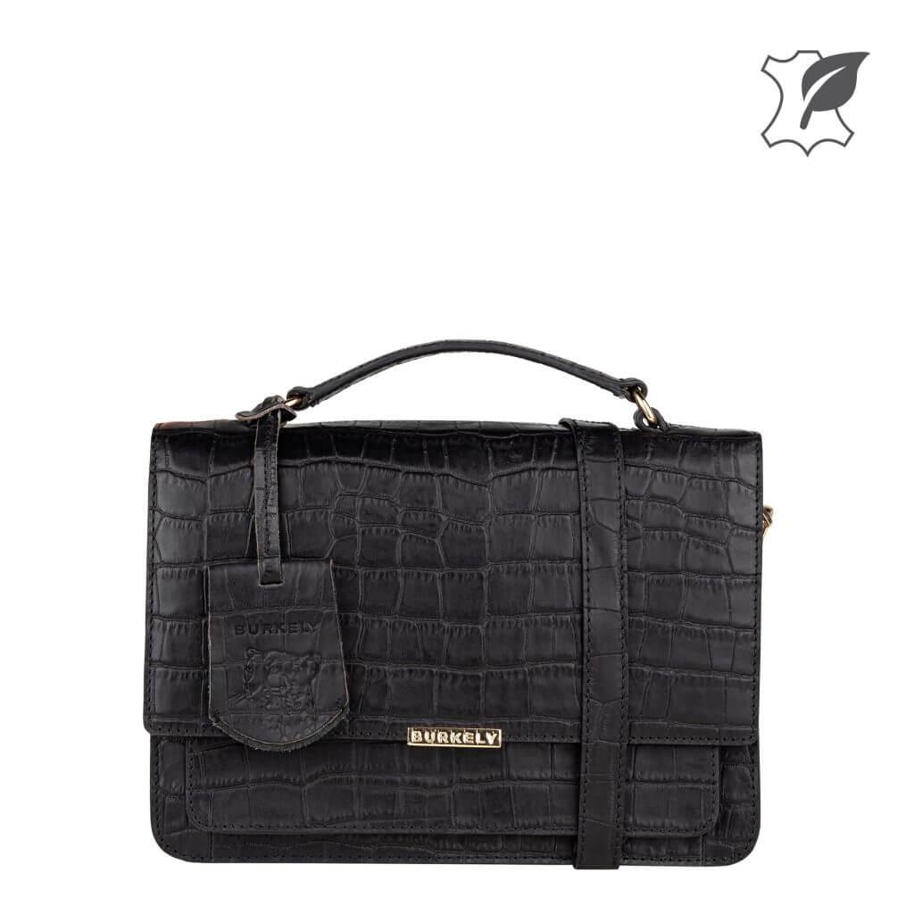 Burkely Winter Specials Citybag Schoudertas Zwart