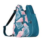 Healthy Back Bag Reversible S Rose Petals/Lagoon