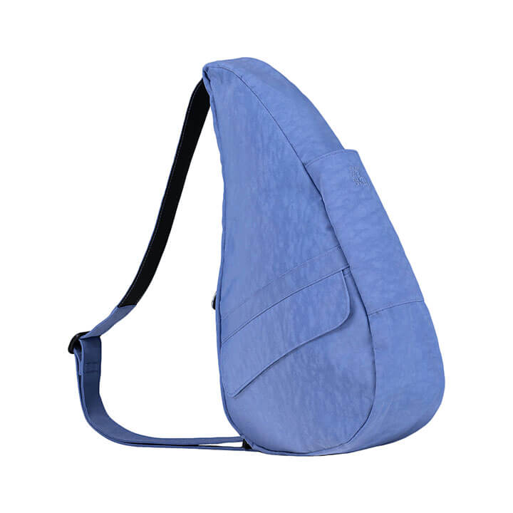 Healthy Back Bag Textured Nylon S Iris