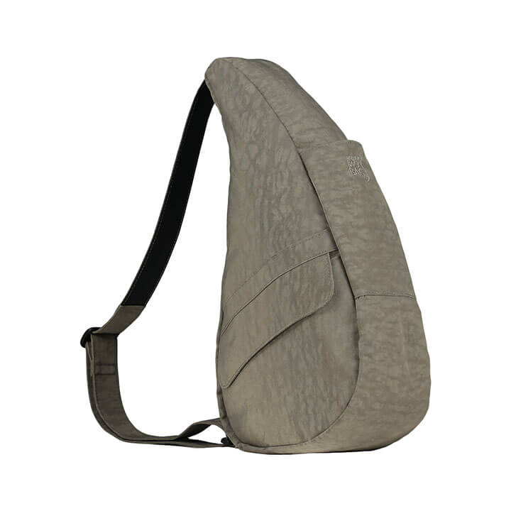 Healthy Back Bag Textured Nylon S Truffle