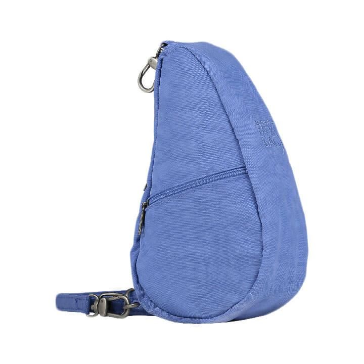 Healthy Back Bag Baglett Textured Nylon Iris