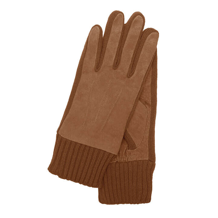 Otto Kessler Dames Handschoenen Liv Tobacco