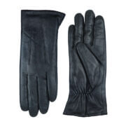Laimböck Dames Handschoenen Highworth Zwart Maat 7.5