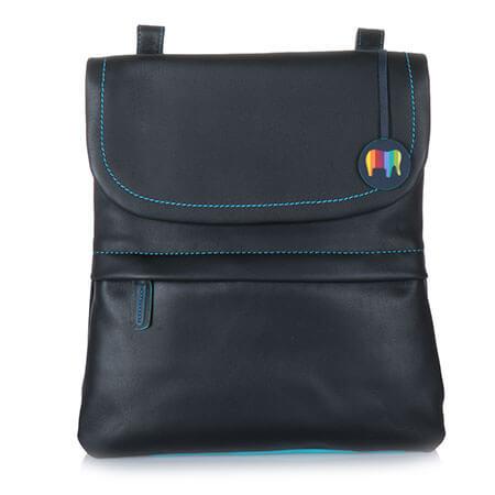 Mywalit Kyoto Medium Backpack/Messenger Bag Black Pace