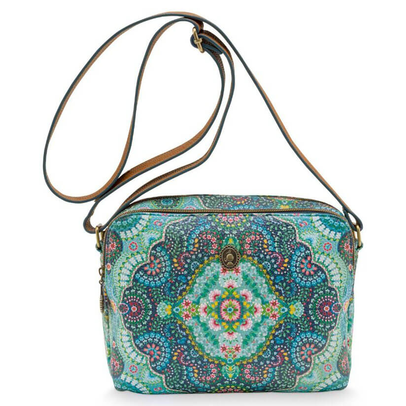 Pip Studio Cross Body Schoudertas Medium Moon Delight Blue