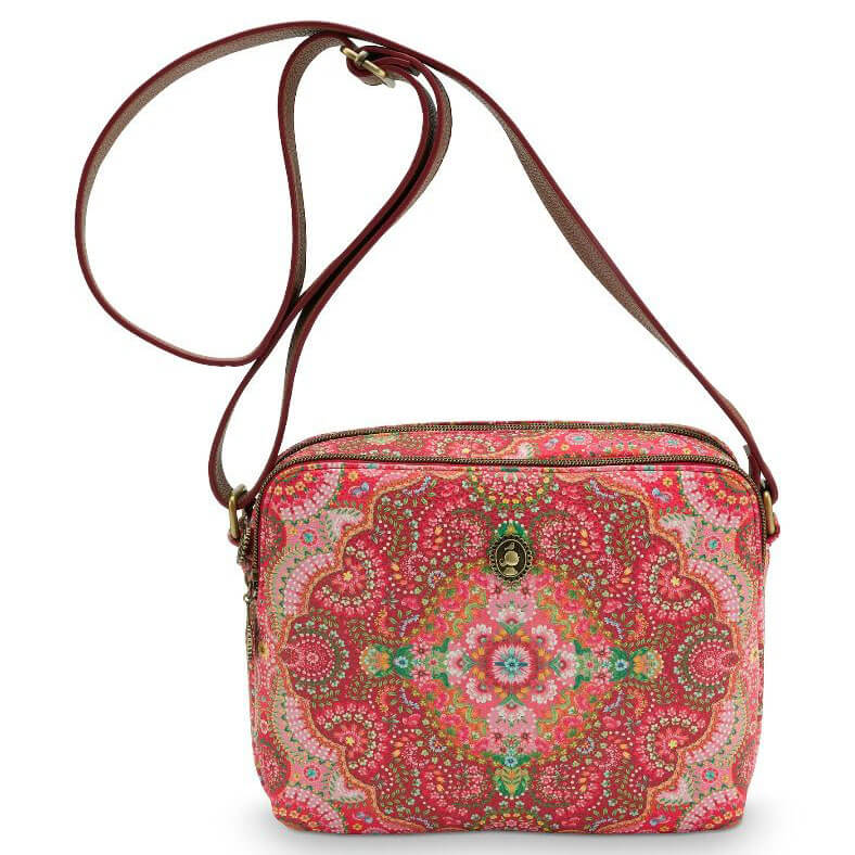 Pip Studio Cross Body Schoudertas Medium Moon Delight Red