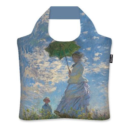 Ecozz Draagtas Woman With Parasol