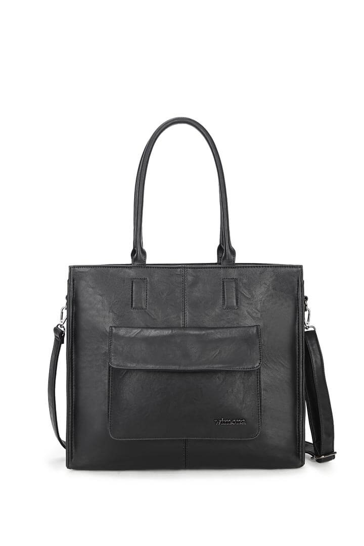 Wimona Fantasia Shopper 14'' Zwart