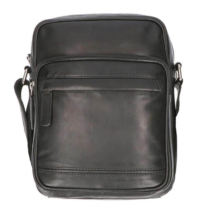 Leather Design Reportertas Patrick Zwart