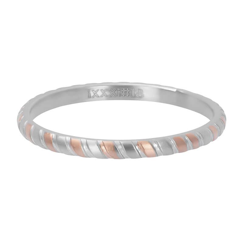 iXXXi Vulring Rope Zilver / Rosé