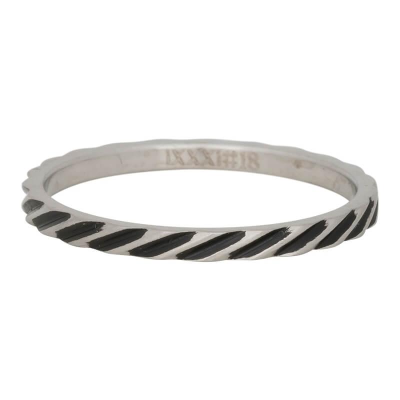 iXXXi Vulring Slanting Stripes Zilver