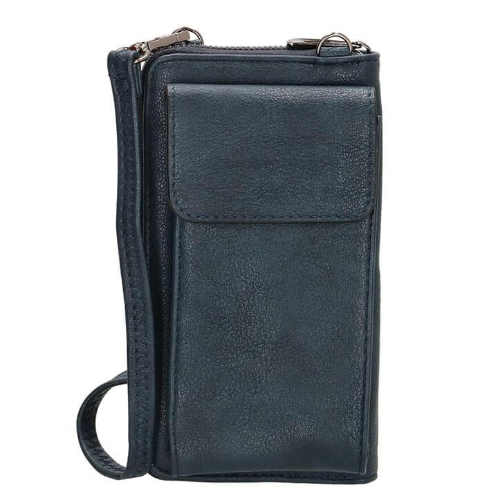 Beagles Phone Bag Telefoontasje Blauw